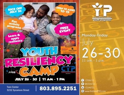 Youth Resiliency Camp