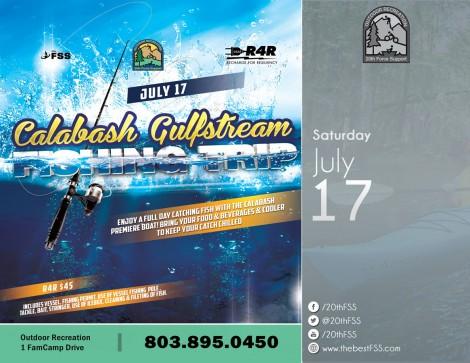 Calabash Gulfstream Fishing Trip