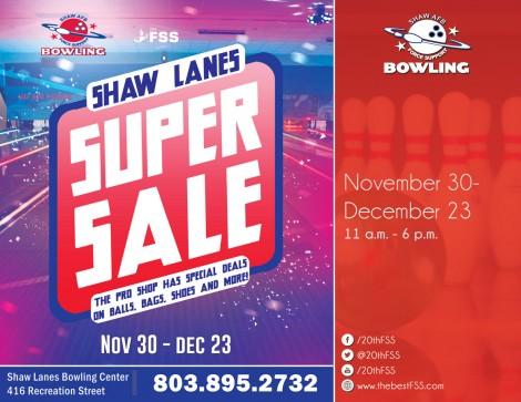 Bowling Super Sale