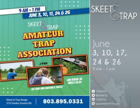 Amateur Trap Association (ATA) Registered Shoots