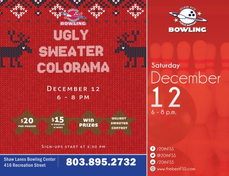 Ugly Sweater Colorama