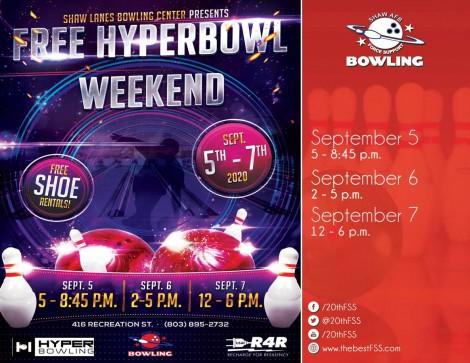 Free Hyperbowl Weekend Day 1