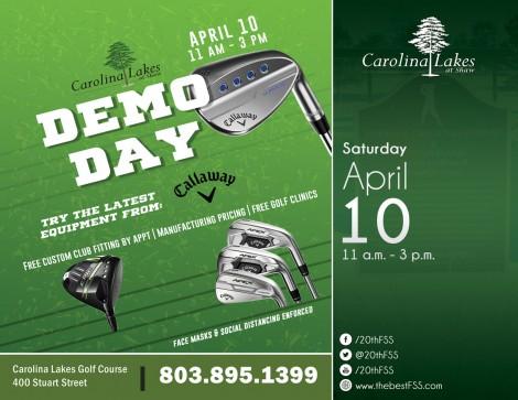 Callaway Golf Demo Day