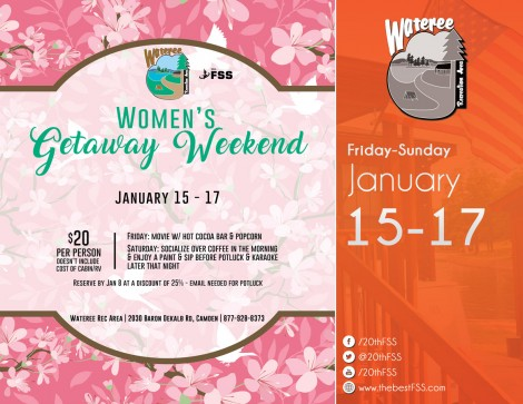 Women's Getaway Weekend