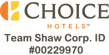 Choice Hotels Logo with ID